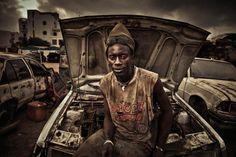 Outdoor Car Mechanic/Sénégal