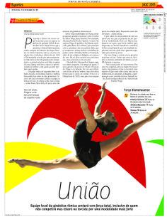 53º Jasc - Superposter Edição: Vinicius Dias Reportagem: Vinicius Dias  Design: Arivaldo Hermes. Foto: Patrick Rodrigues