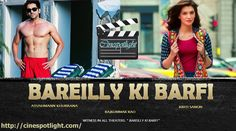 Upcoming #Hindi #BareillyKiBarfi Movie 2017 release date 18-August-2017. The story of the movie is amongst the cluster of homes in Bareilly, India resides the amusing Mishra family.  For more movie details http://cinespotlight.com/upcoming-bareilly-ki-barfi-movie-2017/ #movies #trailers #poster #releasedate #video #HD #upcomingmovie