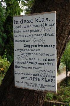Bekijk de foto van Agnesvans met als titel Voor de juf of meester en andere inspirerende plaatjes op Welke.nl.