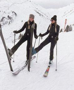 ski babes
