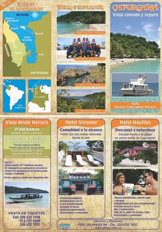 brochure promocional