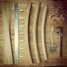 #fixie #singlespeed #handlebar #wood #woodhandlebar www.thibautmalet.com