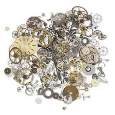 Shopping - Fire Mountain Gems and Beads - parts for steampunk art