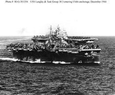 USS Langley, CVL-27