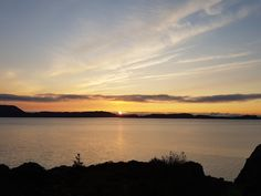 Sunrise. Skudeneshavn. Norway. Tone Lepsøes pictures.