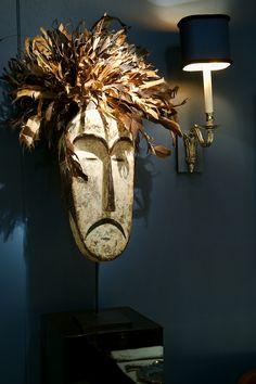 Belgian interior designer Gérald Watelet at Antica Namur 2014 /// More on Interiorator.com