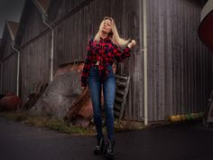 My world will never touch your world by fashionbyelin | STYLIGHT