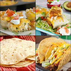 I've been in a Mexican food craze lately, and since Cinco de Mayo is quickly approaching, I thought I'd pull together a list of delicious Mexican Foods from some of my favorite bloggers that you can easily prepare at home. I hope you enjoy this Mexican Food Round-Up as much as I've enjoyed gathering together...Read More »