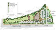 Chino Hills Community Center Landscape Plan