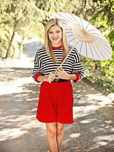 Olivia Holt - Rena Durham Photoshoot