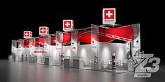 Premium - Kopfstand Beverages, Drinks, Exhibitions, Coca Cola, Soda, Canning, Design, Head Stand, Welcome