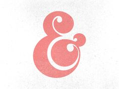Ampersand by Nick Slater