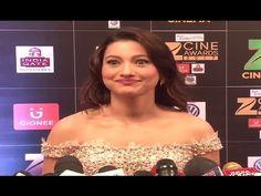 Gauhar Khan looks GORGEOUS at Zee Cine Awards 2017. Gauhar Khan, Awards 2017, Looking Gorgeous, Gossip, Interview, Photoshoot, Music, Youtube, Musica