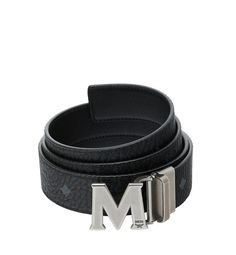 Shop the Claus M Reversible Belt in Visetos at MCM. The Claus belt is a luxurious yet functional take on a wardrobe staple. Mcm Belt, Reversible Belt, Designer Belts, Leather Belts, Women's Belts, Leather Design, Belts For Women, Ruby Red, Wardrobe Staples