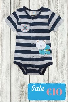 SALE: Get every single item of our Pre-Summer  Collection for only €10! Size range from 6 months to 3 years old.