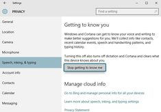 Everything You Need to Disable in Windows 10 « Windows Tips
