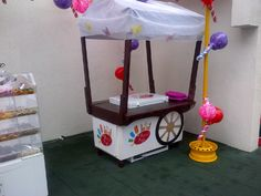 Popsicle stand by Royal Pops Popsicles