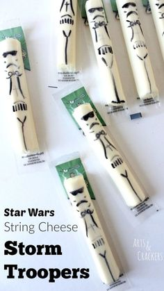 Star Wars Death Star Pizza (and String Cheese Storm Troopers!) - Star Wars Death Star - Ideas of Star Wars Death Star - Star Wars String Cheese Storm Troopers Star Wars Baby, Bd Star Wars, Star Wars Death Star, Star Wars Themed Food, Star Wars Party Food, Star Wars Logos, Birthday Star, Birthday Parties, Birthday Ideas