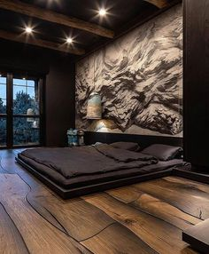 Bedroom goals via Lynn Emrich.media - Design by Sergei Makhnov.- Bedroom goals via Lynn Emrich.media – Design by Sergei Makhnov…- Luxury Bedroom Design, Master Bedroom Design, Home Decor Bedroom, Modern Luxury Bedroom, Bedroom Ideas, Clean Bedroom, Luxury Decor, Luxury Interior, Outdoor Bedroom