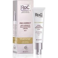 Roc Pro-Correct Anti Wrinkle Kırışık Karşıtı Yoğun Bakım Kremi 40 ml