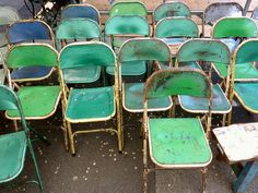 bisybackson-This is where all the old folding chairs go to heaven