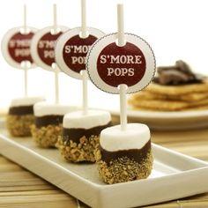 S'more Pops by MissCandiQuik
