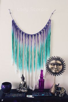 Gypsy Life Save 25% off all orders with code PINTERESTXO at checkout | Bohemian Bedroom + Home Decor | Mandala Tapestries, Moon Phase Wall Hanging & Twilights Decor by Lady Scorpio | Shop Now LadyScorpio101.com | @LadyScorpio101