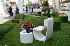 Primavera mediterranea, il centro di Bari è un'oasi verde