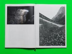 Talsperren der Schweiz – VVK Layout Design, Book Design, Editorial Layout, Pho, Magazines, Layouts, Typography, Design Inspiration, Graphic Design