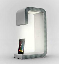 iPod Dock + Speaker + Bed Light by Sang hoon Lee » Yanko Design