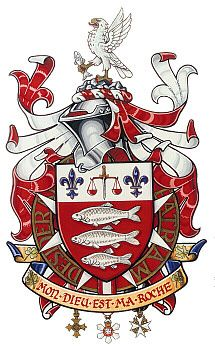 Image from http://www.heraldry.ca/arms/r/roche_350h.jpg.
