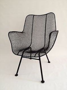 Russell Woodard Sculptura Arm Chair