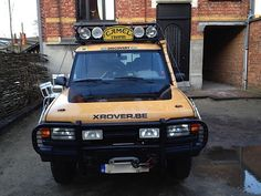 Original Camel trophy for sale :http://www.2dehands.be/autos/land-rover/discovery/land-rover-discovery-1-camel-224889408.html