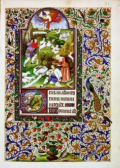 Storia della Visual Communication - L'arte dei manoscritti