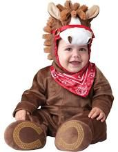 Infant Horse Costume - Pony