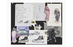 Tinker, The Creator: Tinker Hatfield's Original Air Jordan XI Sketches