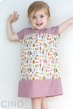 love this oliver + s ice cream dress by CINO!