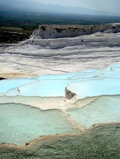 Pamukkale in Turkey | Stunning Places #Places