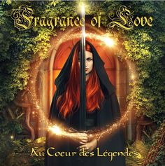 """Album """"Au cœur des légendes"""" du duo Fragrance of love. #musique #album #bretagne"""