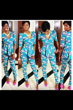 This Ankara gown styles collection is full of with breathtaking & inspiring trendy Ankara styles African Attire, African Wear, African Women, African Dress, African Shop, African Clothes, African Inspired Fashion, African Print Fashion, Africa Fashion