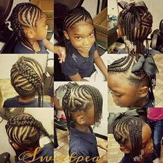 Little girl styles