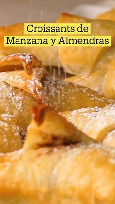 Comida Diy, Deli Food, Cooking Recipes, Healthy Recipes, Croissants, Empanadas, Creative Food, Soul Food, Indian Food Recipes