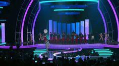 Kevin Ortiz - Luis Coronel - Premios de la Radio 2014