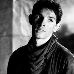You hot Colin Morgan
