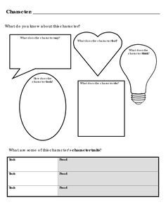Freebie story map foldable (lapbook). This lapbook