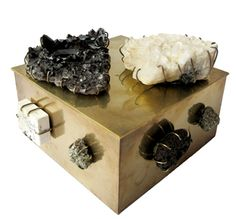 kelly wearstler box. yep, more than world peace and equality for all.