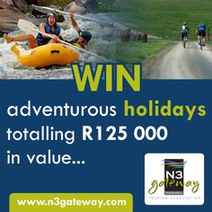Adventure Holiday, Special Promotion, Greatest Adventure, Competition