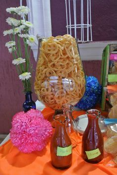 mexican candy station party - Google Search