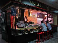 Yoka Loka. Calle Santa Isabel, 5 (Planta baja), MERCADO DE ANTÓN MARTÍN, 28012 Madrid